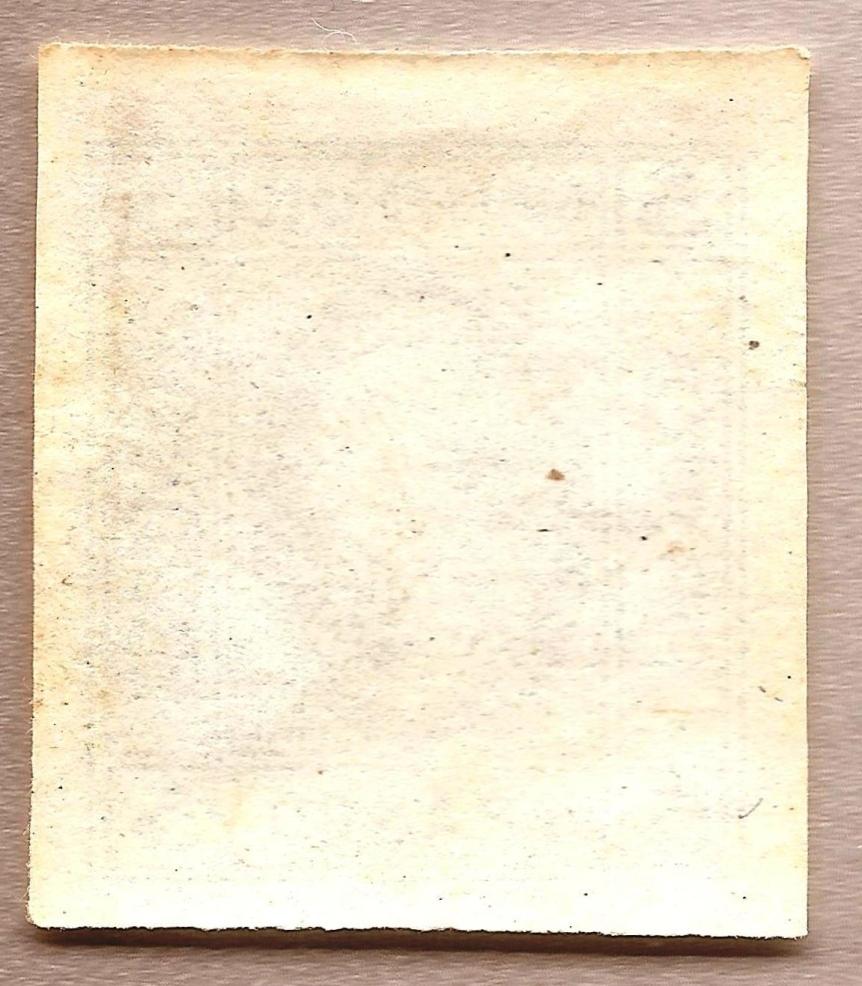 1865 Principele Cuza 5 PAR LP 16 Mi 12, Yt 12 Sc 23 verso