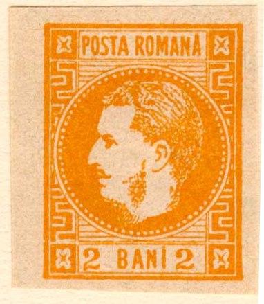 1868 2 BANI CAROL I FALS Fournier